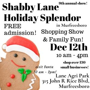 Shabby Lane Holiday Splendor 2020